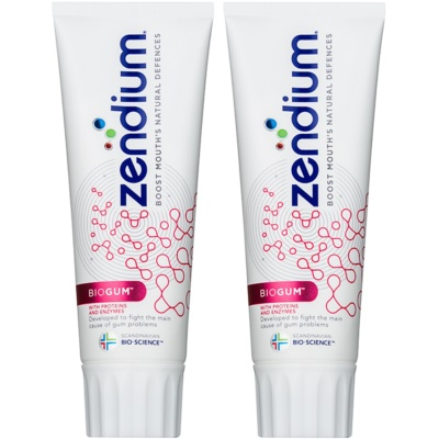 Zendium BioGum Complex Protection Toothpaste Double