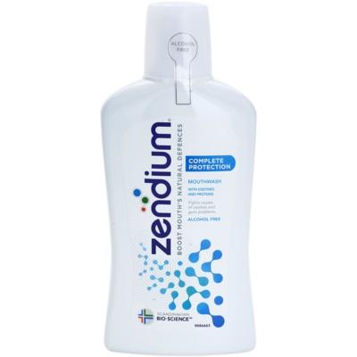 Zendium Complete Protection bain de bouche sans alcool