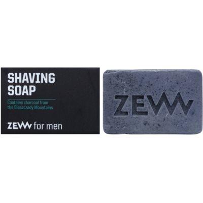 přírodní tuhé mýdlo na holení