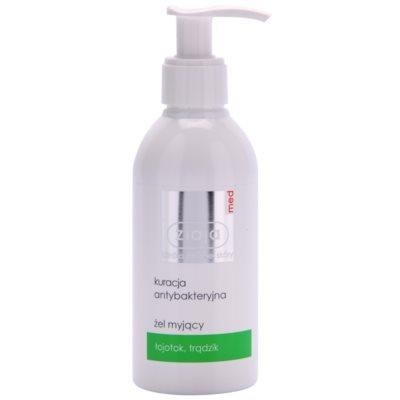 čistilni gel za mastno in problematično kožo