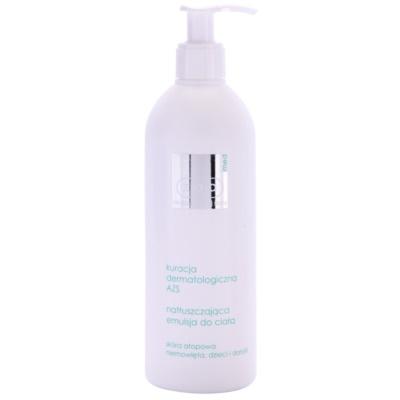 feuchtigkeitsspendende Emulsion für Kinder und Erwachsene mit atopischer Haut