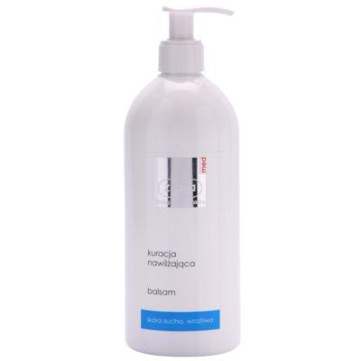loțiune de corp cu efect de hidratare pentru piele uscata si sensibila