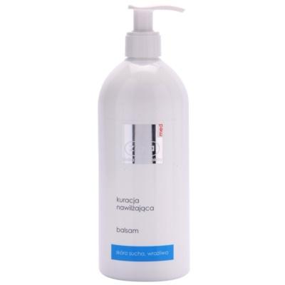 Körperbalsam mit feuchtigkeitsspendender Wirkung für trockene und empfindliche Haut