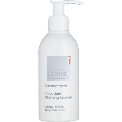 physiologisches Reinigungsgel für neurodermitische und allergiegeplagte Haut