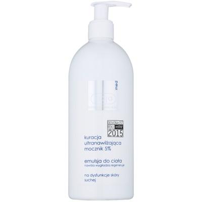 regenerierende Emulsion zur Feuchtigkeitsversorgung und Glättung der Haut