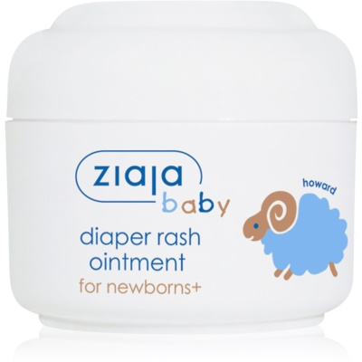 Ziaja Baby Ointment To Treat Diaper Rash