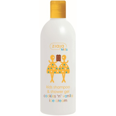 Ziaja Ziajka 2in1 Shampoo and Cleansing Gel For Kids