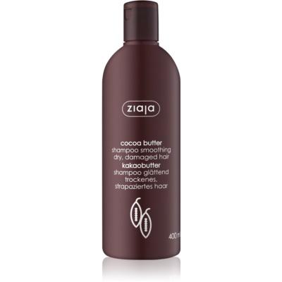Shampoo mit ernährender Wirkung mit Kakaobutter
