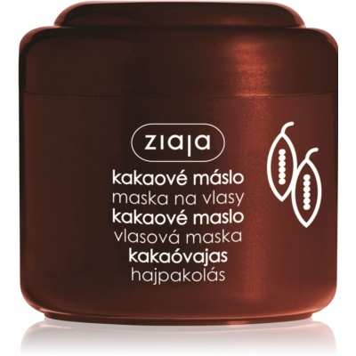 Hair Mask With Cacao Butter