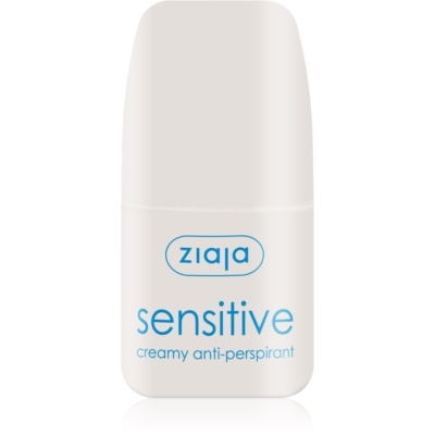 Ziaja Sensitive Cream Antiperspirant Roll - On