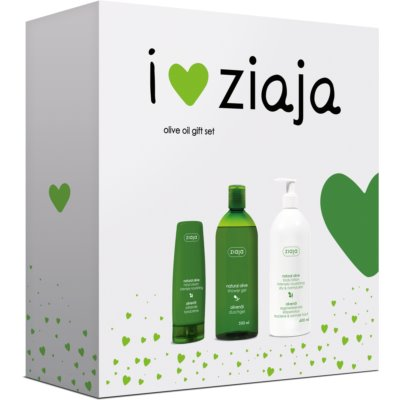 Ziaja Natural Olive coffret I.
