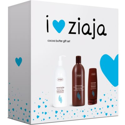 Ziaja Cocoa Butter Cosmetic Set I.