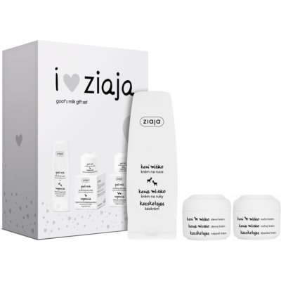 Ziaja Goat's Milk Cosmetic Set I. (for Dry Skin)