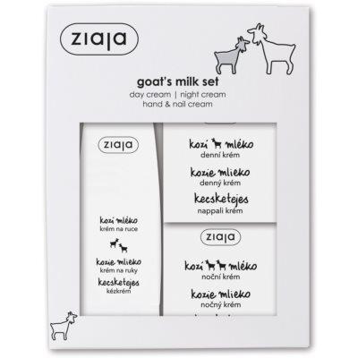 Ziaja Goat's Milk kozmetická sada I.
