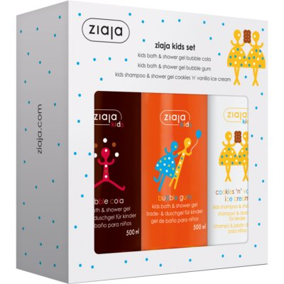 Ziaja Kids Kosmetik-Set  I.