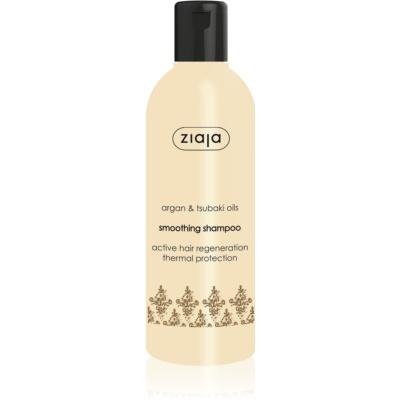 szampon nawilżający z olejkiem arganowym