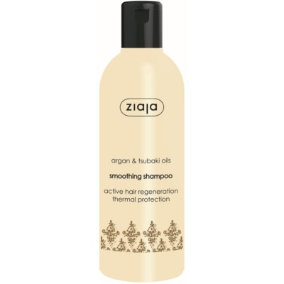 glättendes Shampoo mit Arganöl