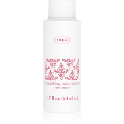 Ziaja Cashmere θρεπτικό γάλα για το σώμα για ξηρό δέρμα