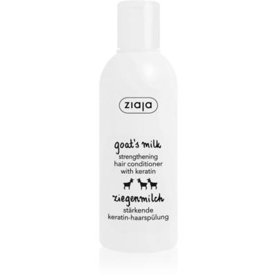 Ziaja Goat's Milk posilňujúci kondicionér pre suché a poškodené vlasy