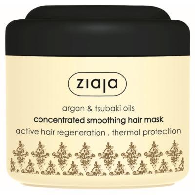 vyhladzujúca maska pre suché a poškodené vlasy