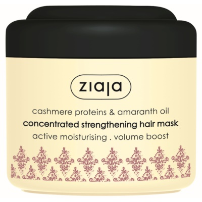 Fortifying Mask For Dry, Stressed Hair