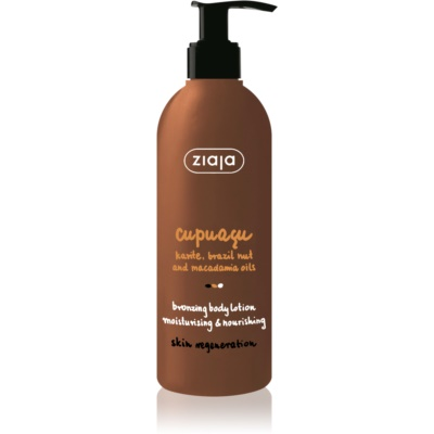 Ziaja Cupuacu Self-Tanning Body Lotion