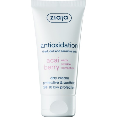Soothing Day Cream SPF 10