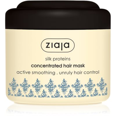 gladilna maska za suhe in poškodovane lase