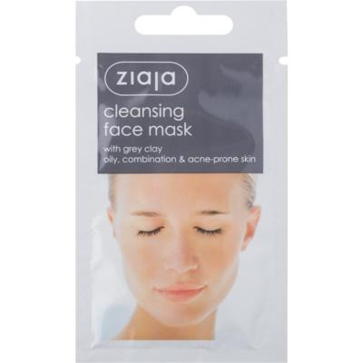 reinigende Maske für das Gesicht