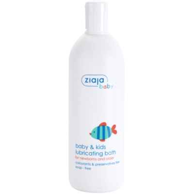 Ziaja Baby Bath Oil For Children From Birth