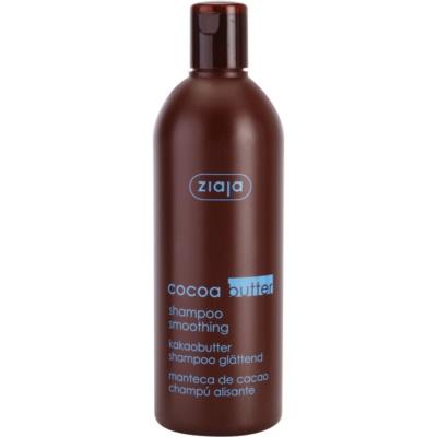 vyživující šampon s kakaovým máslem