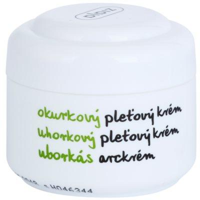 hydratisierende und beruhigende Creme mit Vitamin A und E