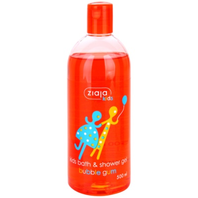 Ziaja Kids Bubble Gum Shower And Bath Gel
