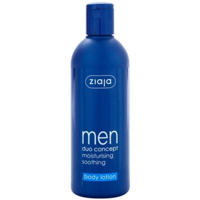 hydratisierende Körpermilch für Herren