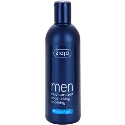 Ziaja Men gel de dus hidratant pentru barbati