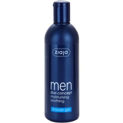 Ziaja Men nawilżający żel pod prysznic dla mężczyzn