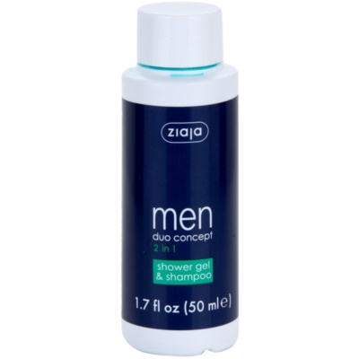 Ziaja Men Shampoo And Shower Gel 2 in 1