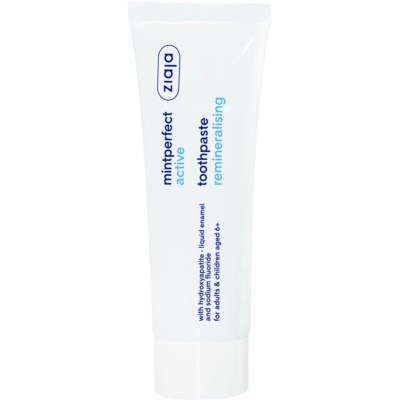 Ziaja Mintperfekt Activ Remineralising Toothpaste