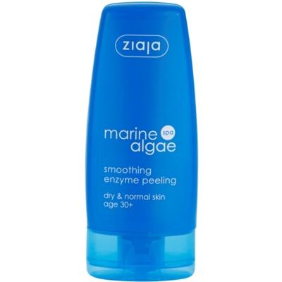 peeling enzimático para pele normal e seca