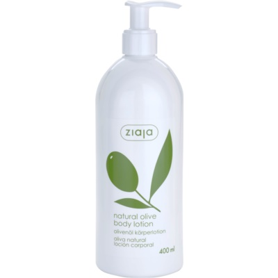 Body Milk With Olive Extract