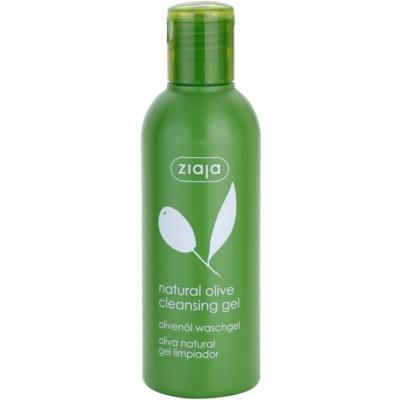 Reinigungsgel  mit Auszügen aus Oliven
