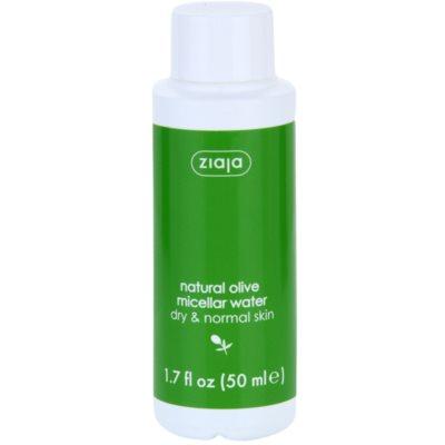 micelláris víz normál és száraz bőrre