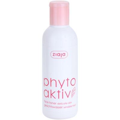 Tonikum für empfindliche Haut mit der Neigung zum Erröten