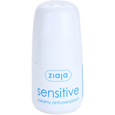 Ziaja Sensitive krémový antiperspirant roll-on