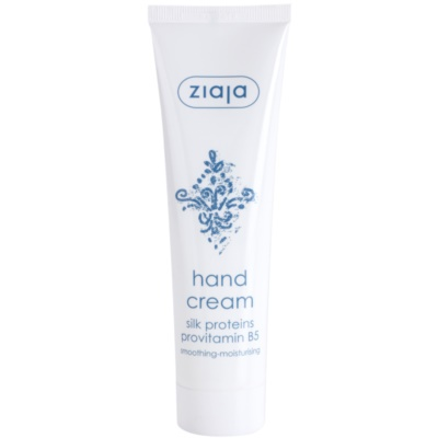 Ziaja Silk Moisturising Cream for Hands and Nails