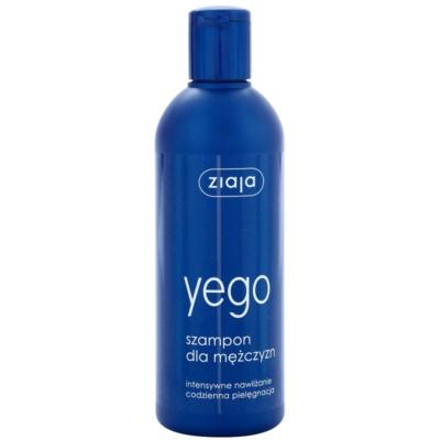 hydratační šampon pro muže