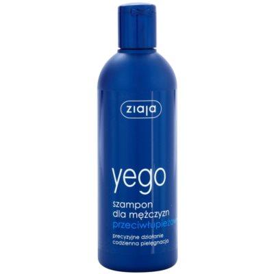šampón proti lupinám pre mužov