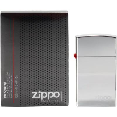 Zippo Fragrances The Original Eau de Toilette für Herren 100 ml