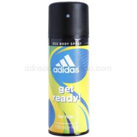 Adidas Get Ready! dezodorant v spreji pre mužov 150 ml