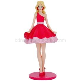 Admiranda Barbie 3D pena do kúpeľa a sprchový gél 2v1 pre deti 150 ml